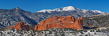 Pikes Peak photo